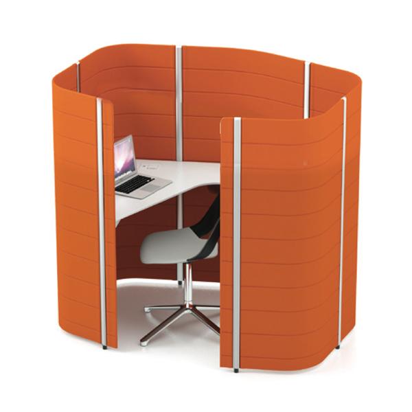 The Workbay Office An Installation Vitra Interior Design Workbays Focus 1