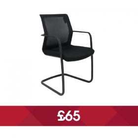 Black Workday Multipurpose Chair