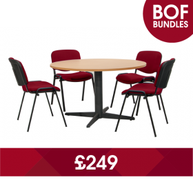 BOF Bundle - Meeting Claret