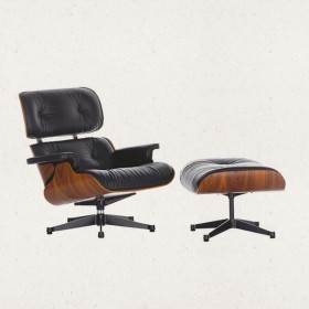 Lounge Chair & Ottoman