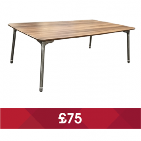 Orangebox Bluff Table 1000x600 Melamine Top